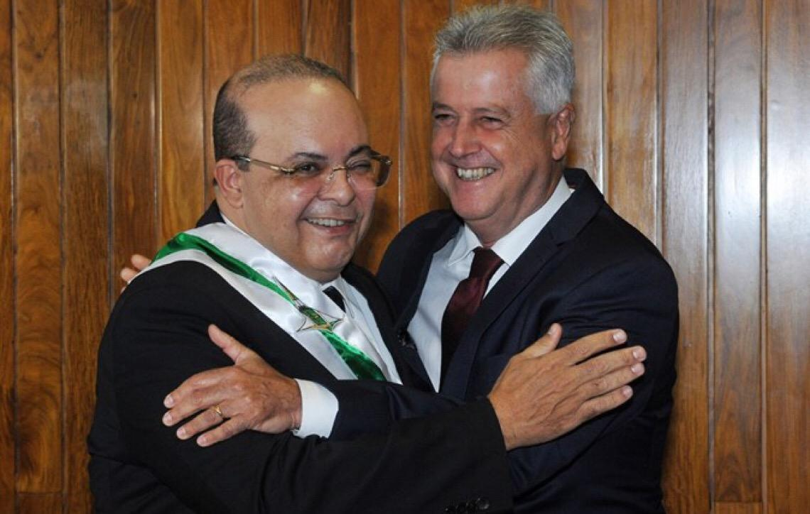 Ibaneis Rocha faz levantamento de possíveis dívidas da gestão de Rodrigo Rollemberg