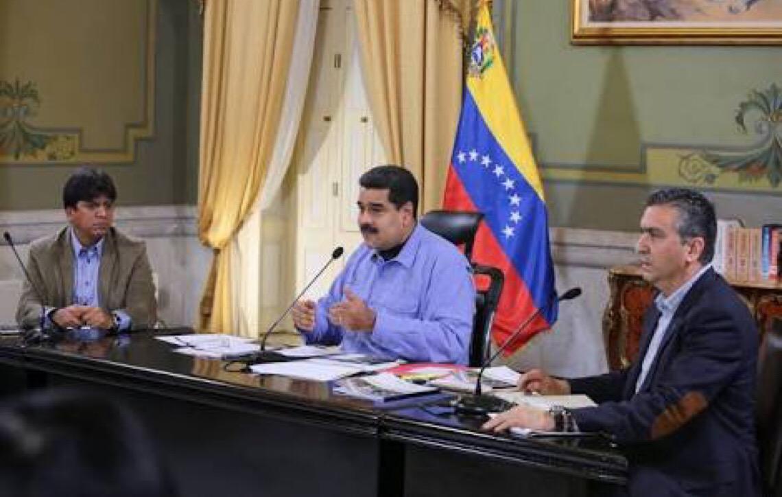 Em Caracas. Maduro dá ultimato ao Grupo de Lima para retificar posição sobre Venezuela