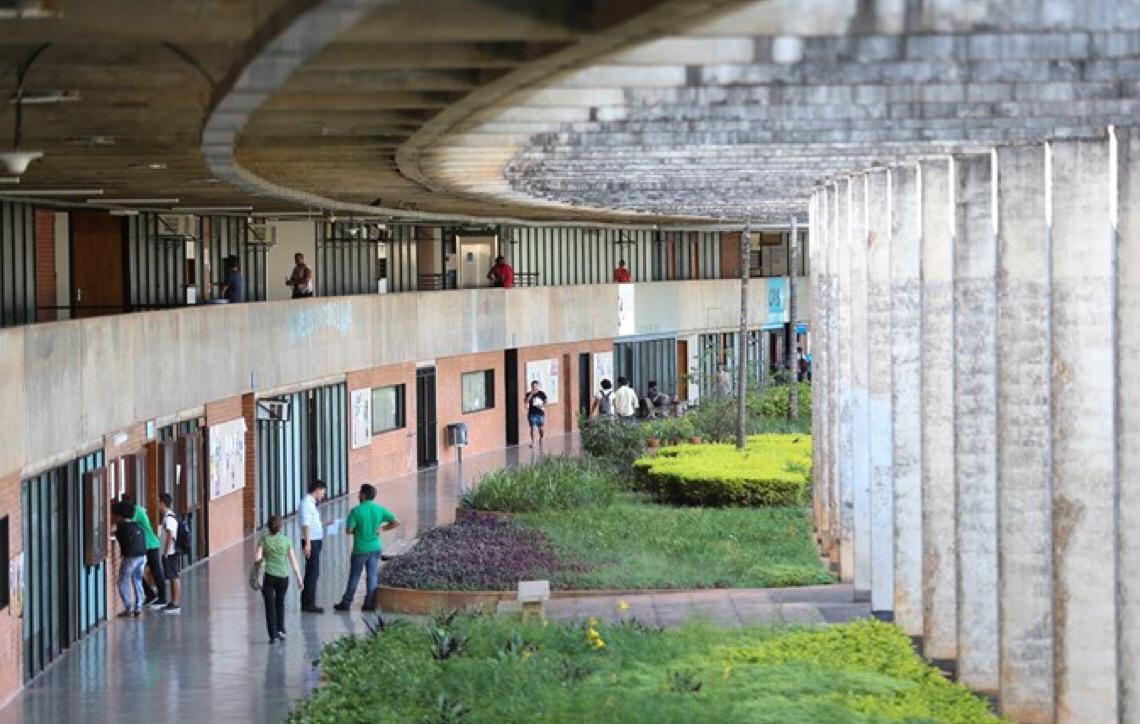 A Universidade de Brasília abre vagas para segunda graduação