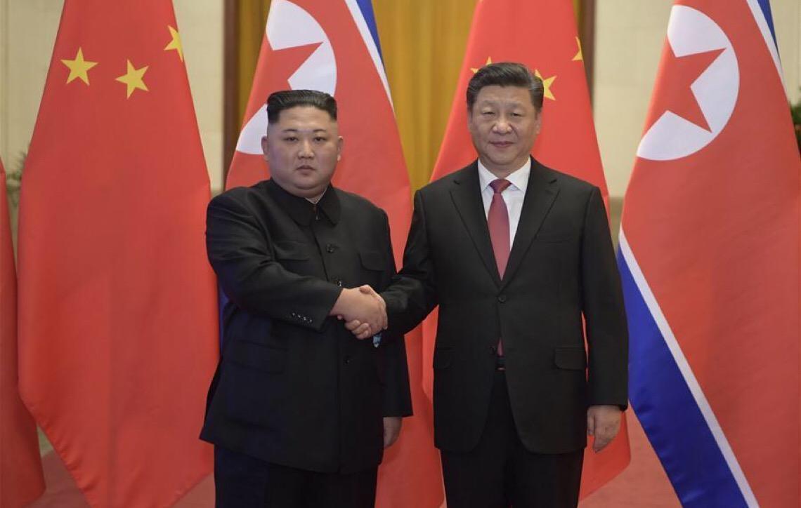 Na China. Xi Jinping e Kim Jong Un realizam conversações e atingem importantes consensos