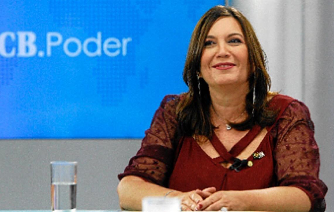 Bia Kicis se candidatará à presidência da Comissão de Constituição e Justiça da Câmara Federal