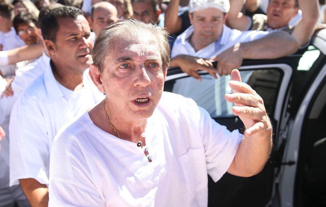 Habeas corpus é negado pela Justiça de Goiás e João de Deus continua preso