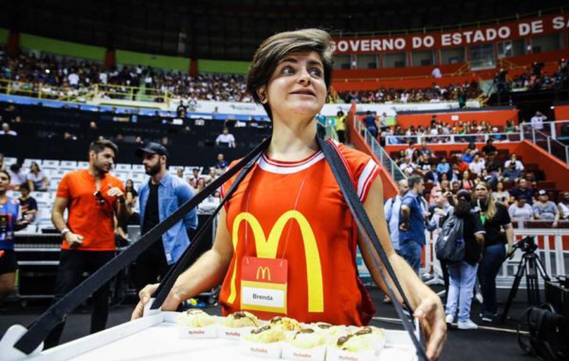 McDonald's renova patrocínio para Jogo das Estrelas
