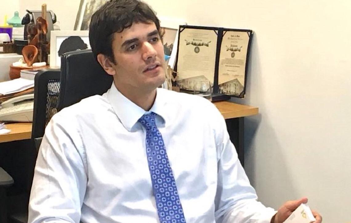 Rafael Prudente demorou, mas se posicionou sobre fala polêmica do governador de Brasília. Ibaneis 'exagerou'