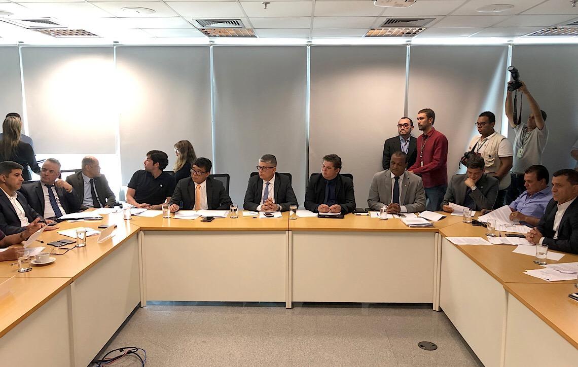 Convocação da Câmara Legislativa depende de alterações no PL do Hospital de Base