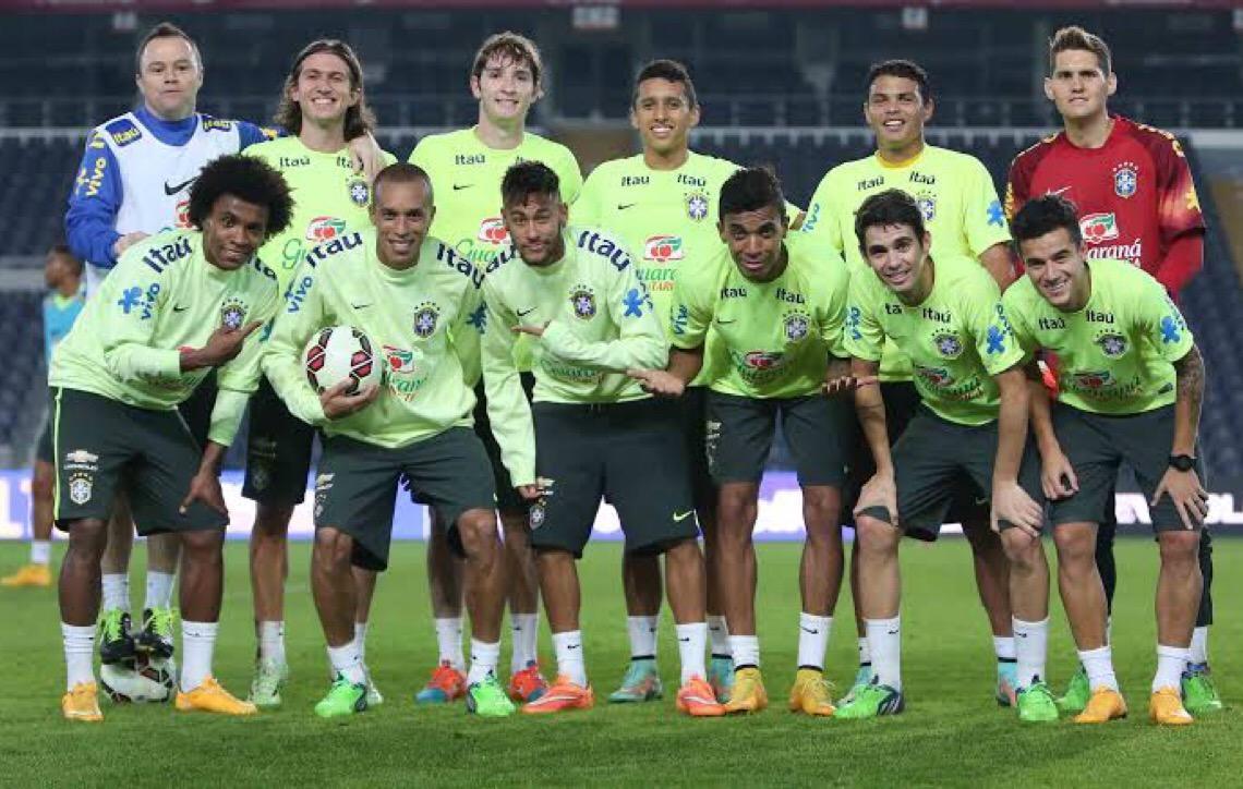 Seleção do Brasil e República Tcheca se encontrarão em março para amistoso