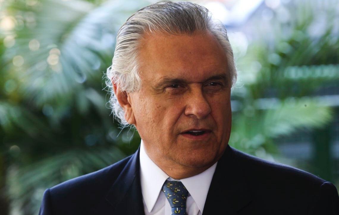 Governador de Goiás, Ronaldo Caiado decreta estado de calamidade financeira no estado