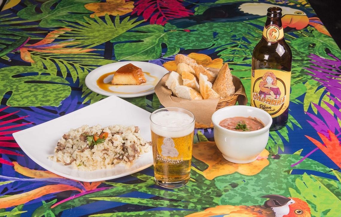 O amor pelo Brasil em alta na gastronomia