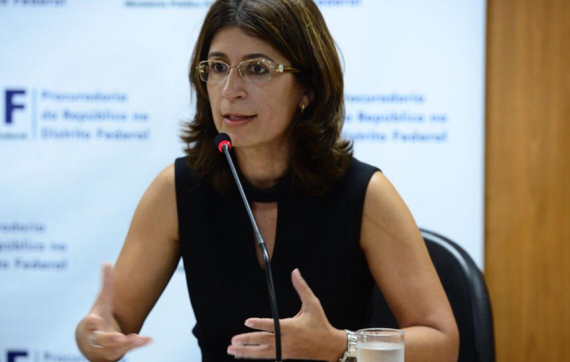 Procuradora defende relatórios de inteligência do Coaf, delação premiada e a 'supremacia do interesse público'