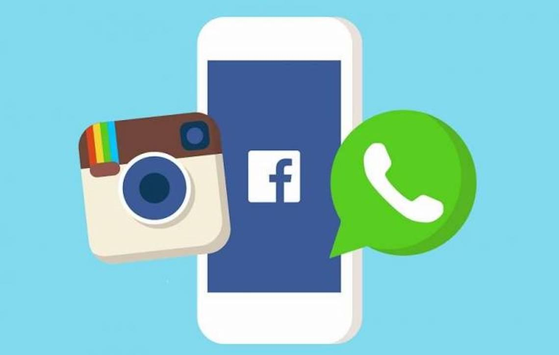 Facebook planeja integrar as mensagens do WhatsApp, Instagram e Messenger