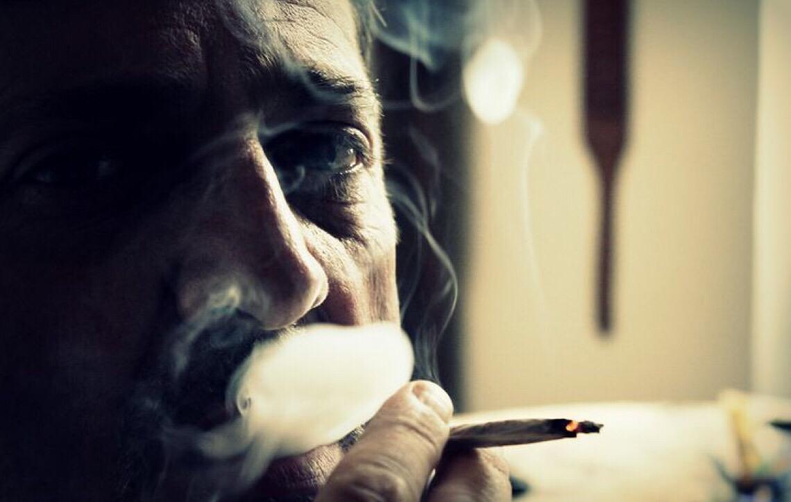 Envelhecidos na fumaça