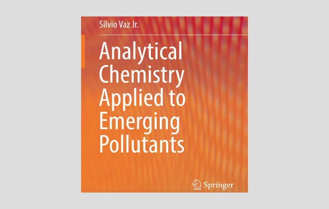 Poluentes ambientais são matérias-primas para a pesquisa