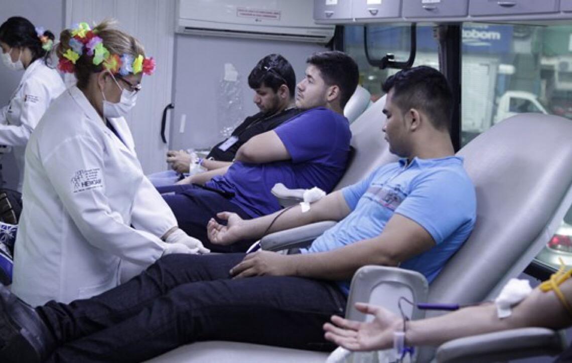 Hemocentro de Brasília pede doação de sangue O negativo e B negativo