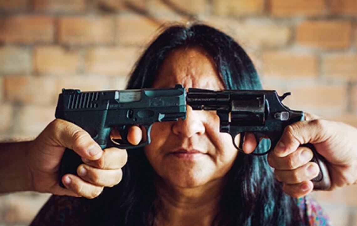 Mulheres na mira das armas. Brasil é o 5º país que mais mata mulheres no mundo