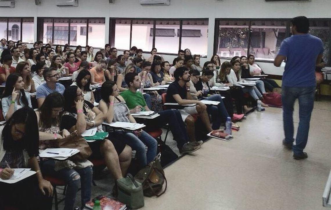 Aulão beneficente vai preparar concursandos para certame da PCDF
