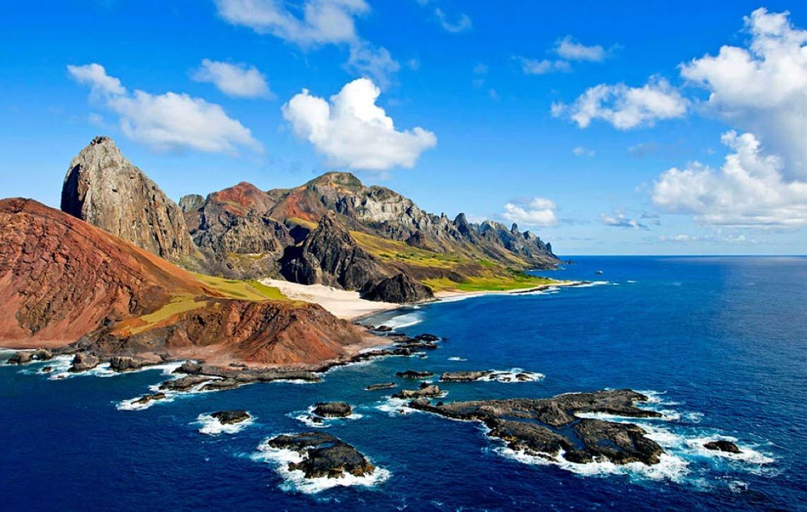 Arquipélago de Trindade e Martim Vaz, joia da coroa