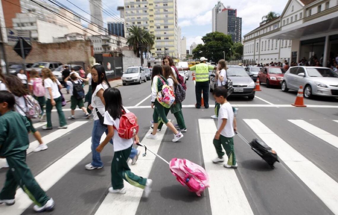 CIMAN recebe projeto de conscientização sobre o trânsito