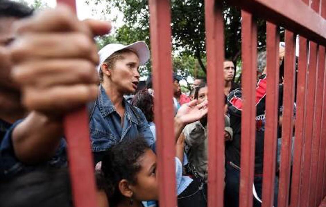Brasil vai instalar centro de ajuda para venezuelanos em Roraima