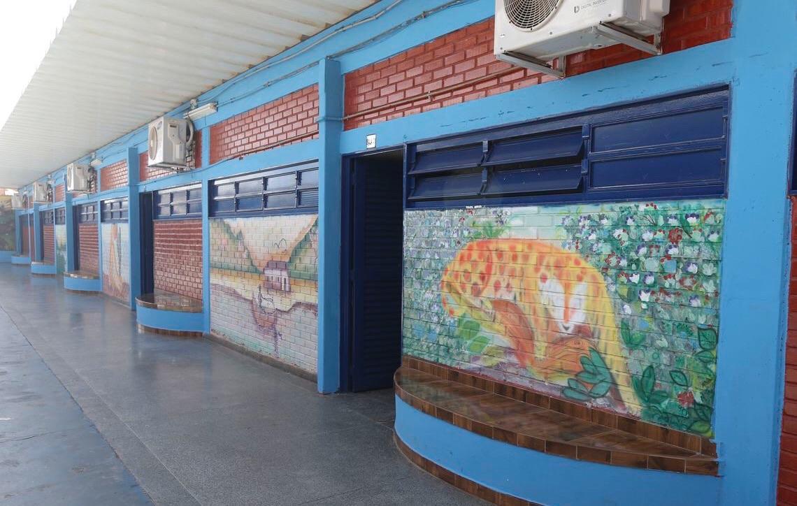 Em Brasília ano letivo começa com escolas cívico-militares