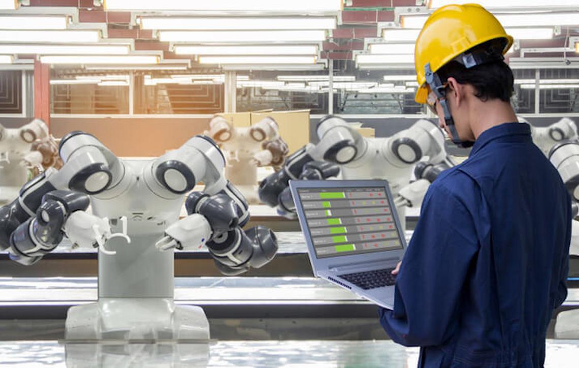 Do aço aos smartphones, conheça as novas fábricas do futuro
