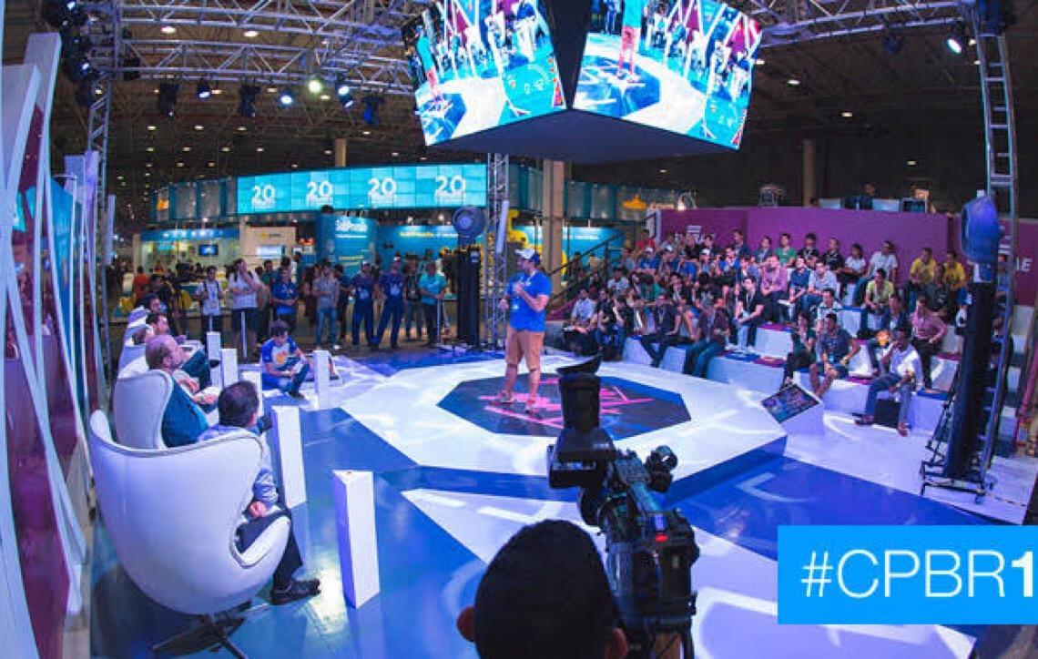 Mais de 120 mil pessoas são esperadas na Campus Party Brasil deste ano