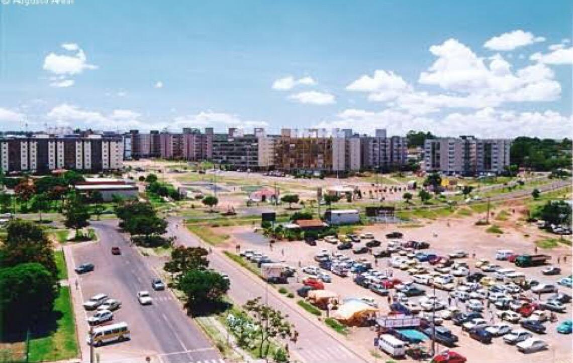 Juiz da Vara do Meio Ambiente em Brasília determina demolição de obras de apoio a autoescolas no Parque do Gama