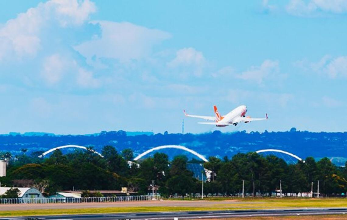 Aeroporto de Brasília é eleito o melhor terminal aéreo do Brasil
