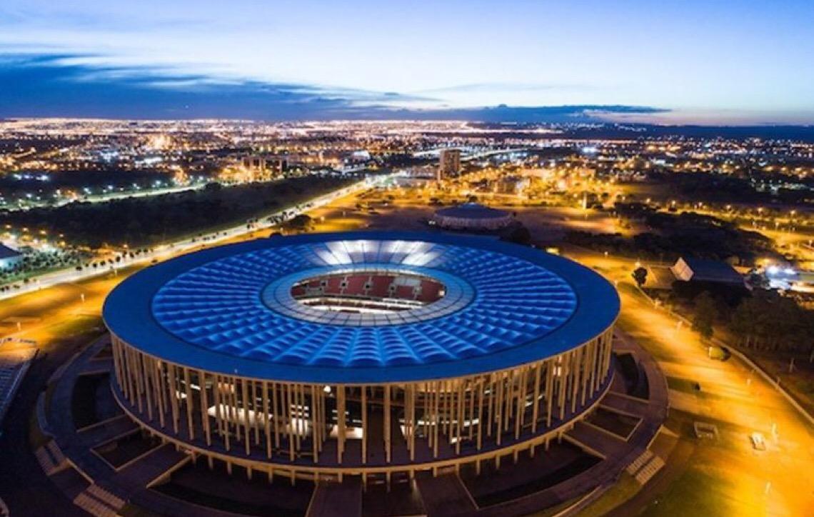 Tribunal de Contas em Brasília libera licitação do Mané Garrincha