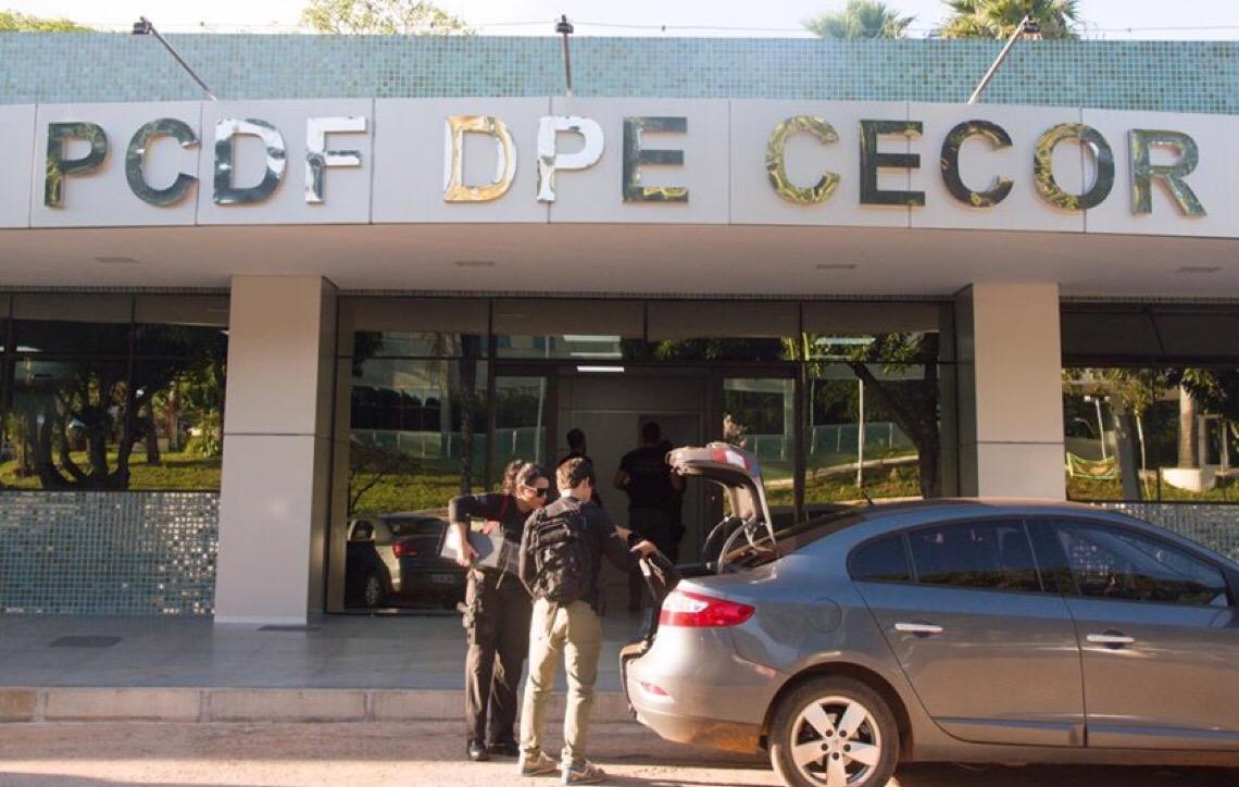 Fraudes em licitações no Governo do Brasília são alvo de operação