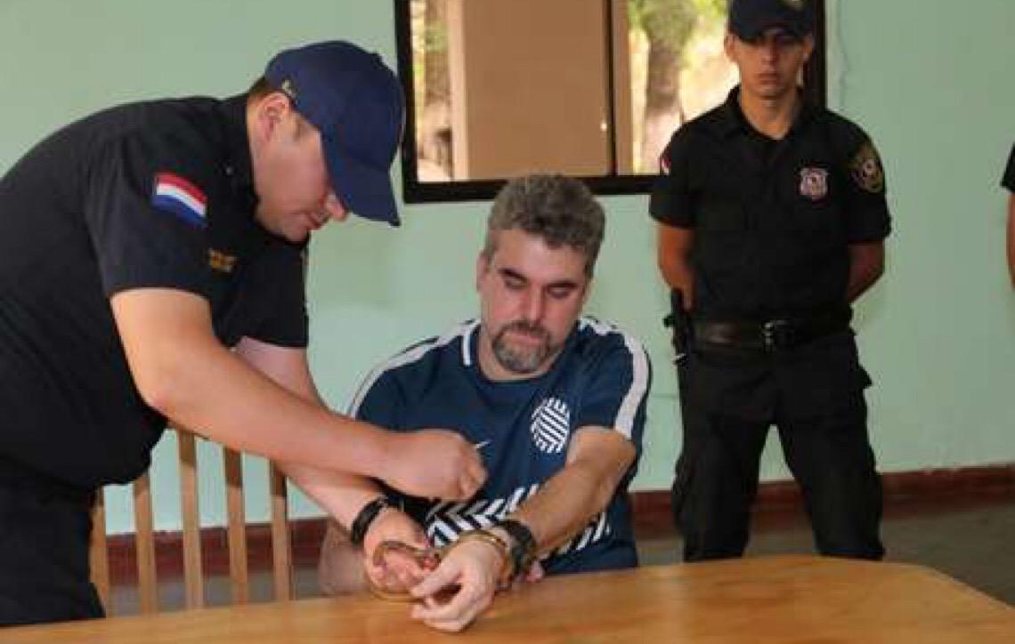 Preocupado com facções do Brasil, Paraguai expulsa bandidos