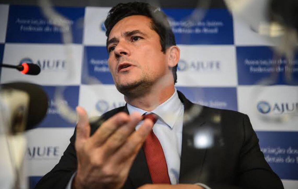 Em Paris, Sérgio Moro se reunirá com grupo internacional que age contra lavagem de dinheiro