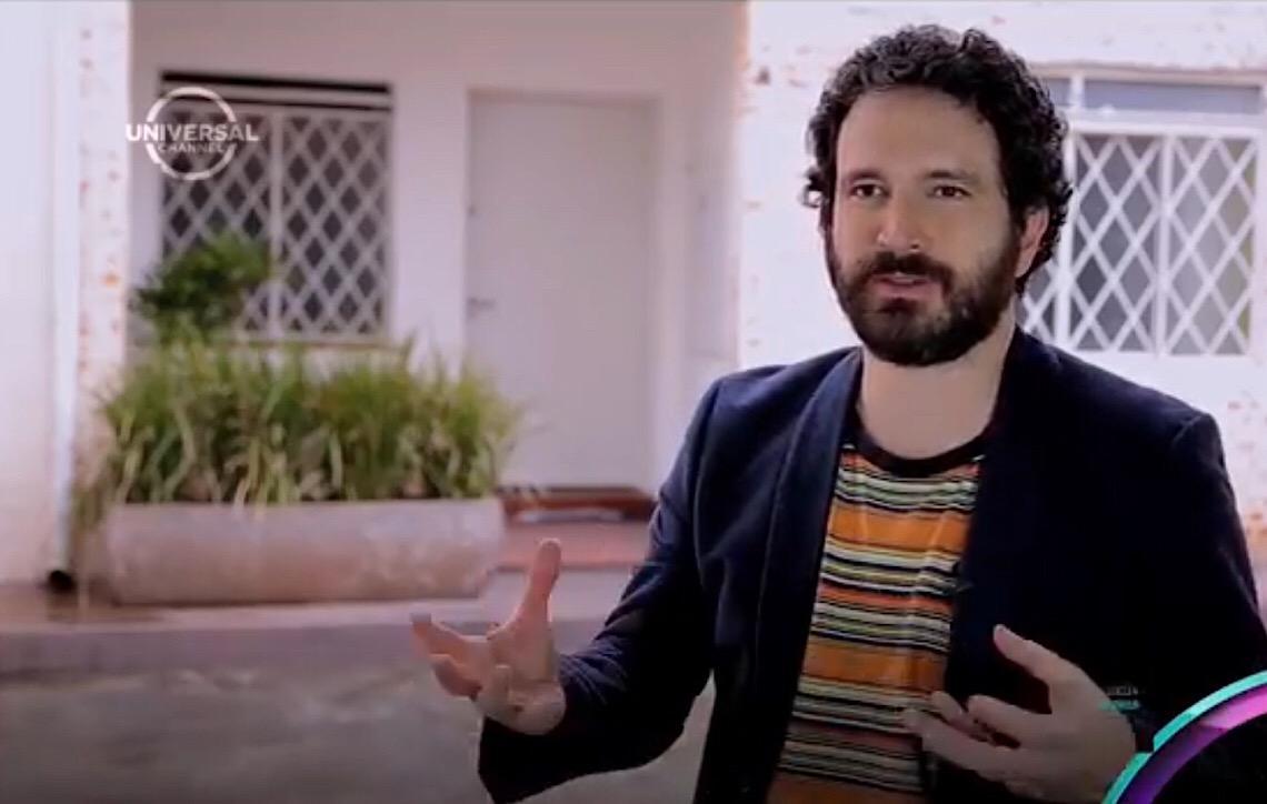 'O Brasil não se considera um país latino-americano', diz Caco Ciocler