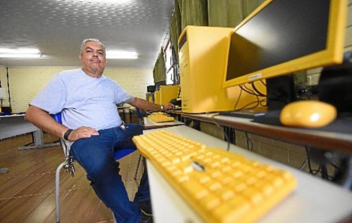 Deficit tecnológico nas salas de aula em Brasília