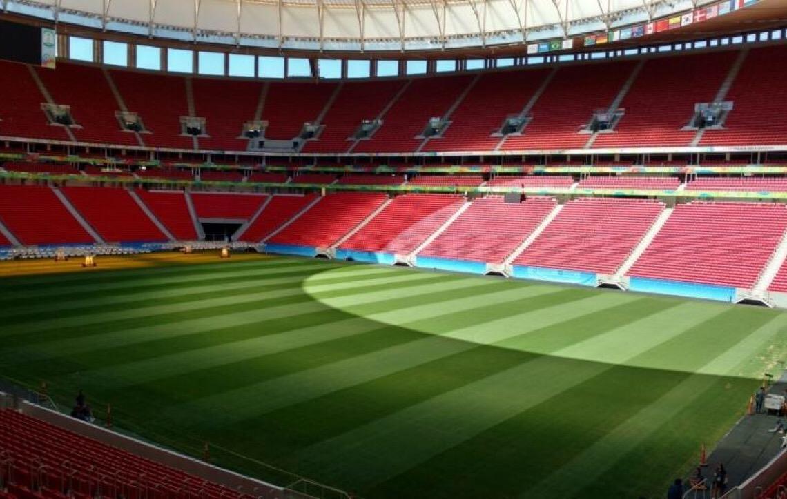 'Elefantes brancos' da Copa-2014 são favoritos a receber Supercopa da CBF