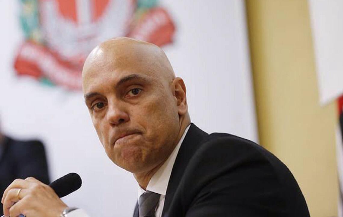'Sociedade está farta da insegurança', diz ministro Alexandre de Moraes ao rejeitar habeas corpus coletivo