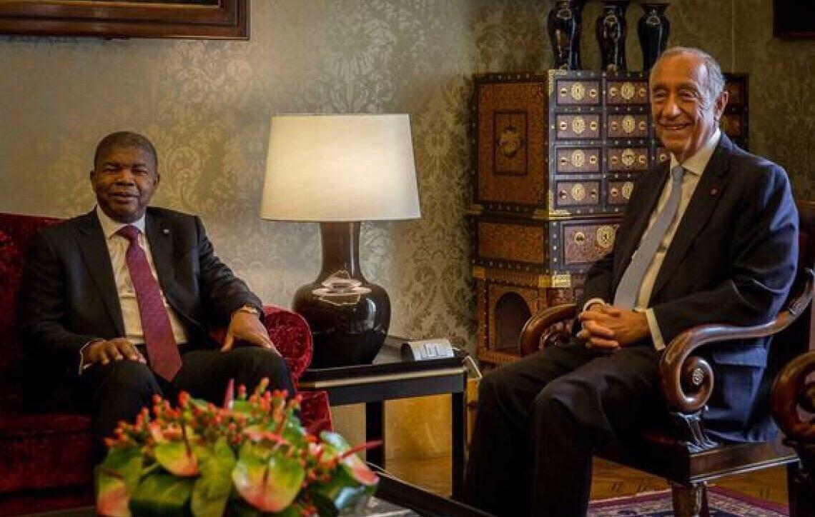 Relações Portugal-Angola estão boas mas João Lourenço quer  mais