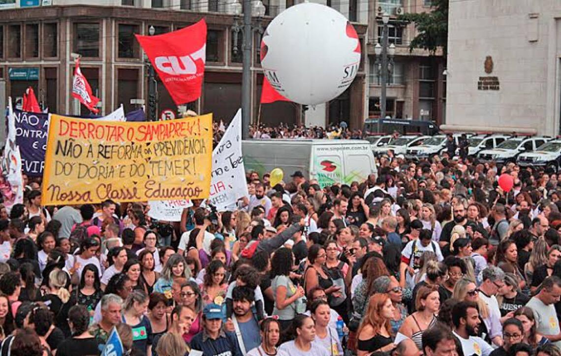 A lógica da ofensiva contra os sindicatos e por que ela enfrenta pouca resistência