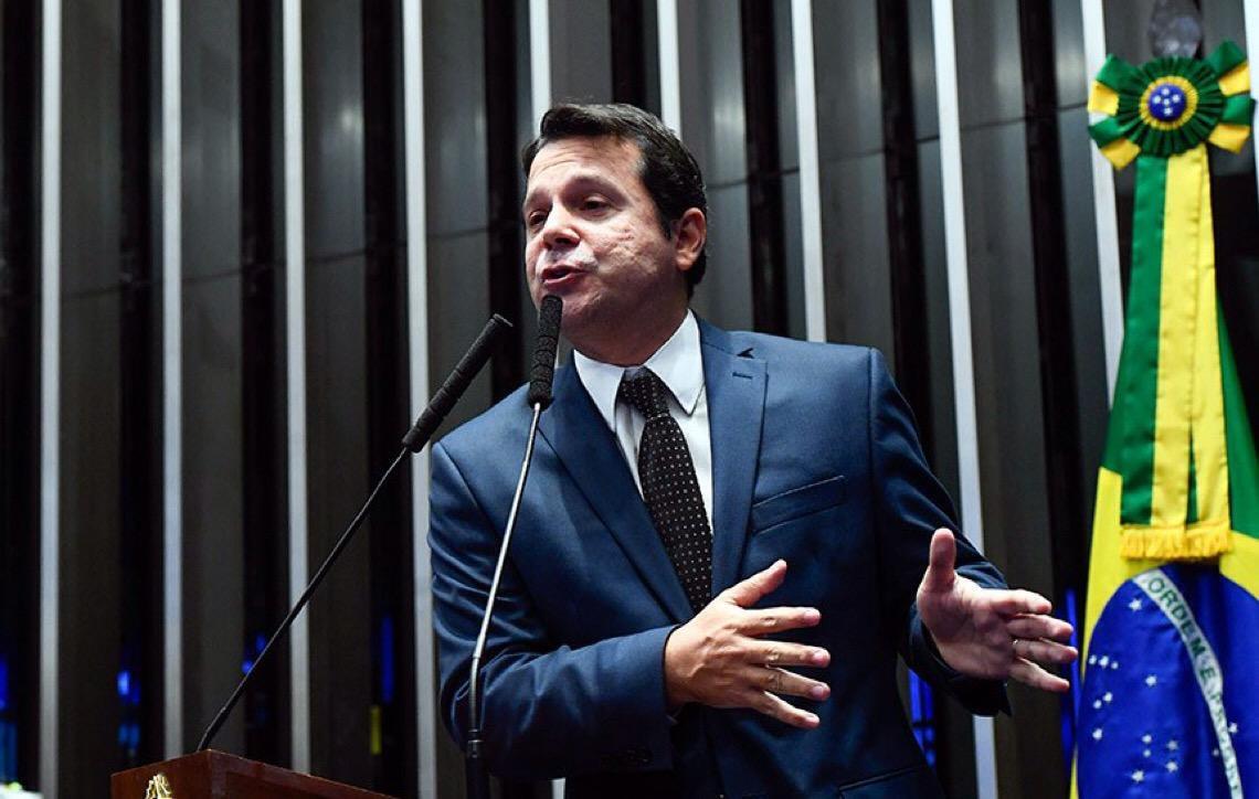 Senador Reguffe denuncia seguradoras de planos e saúde e pede mais atuação da ANS