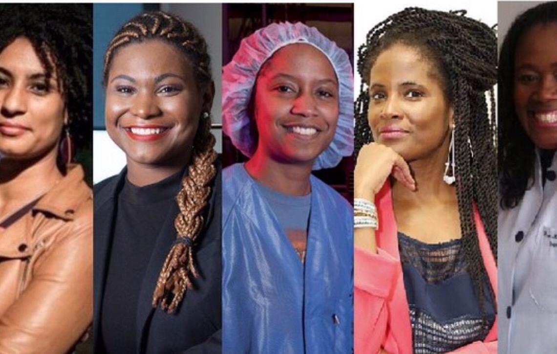 Conheça cinco mulheres negras que estão fazendo a diferença em diversas áreas de atuação