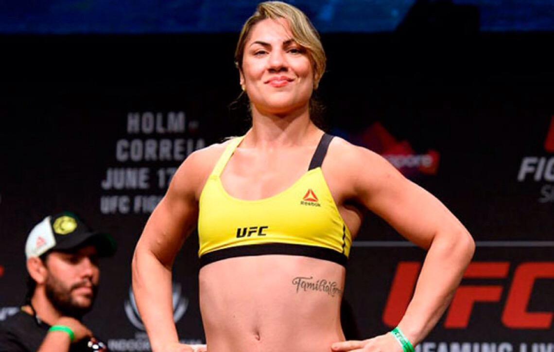 Bethe Correia volta ao combate no UFC contra mexicana