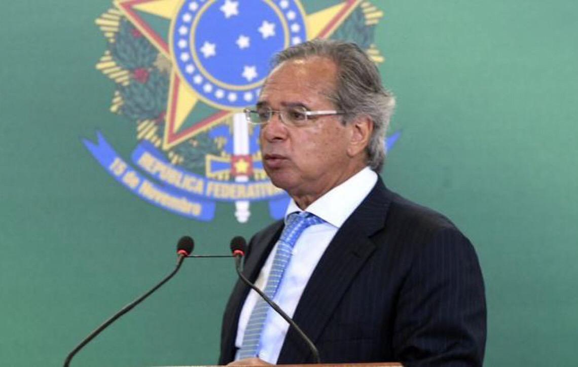 Ministro da Economia Paulo Guedes. 'Os políticos têm de controlar 100% do orçamento'