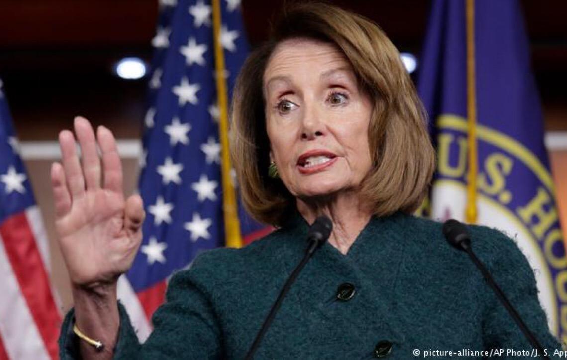 Impeachment de Donald Trump traria muita divisão, diz Nancy Pelosi