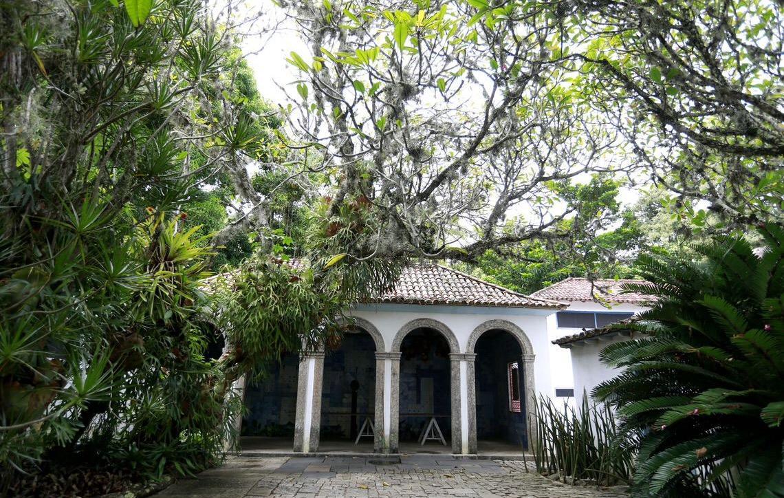 Sítio Burle Marx no Rio de Janeiro é preparado para candidatura a patrimônio mundial