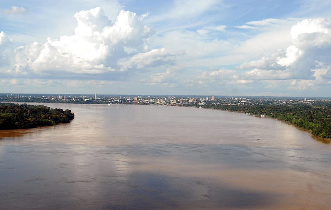 Oceano subterrâneo descoberto na Amazônia. Ele é estimado em mais de 160 trilhões de metros cúbicos