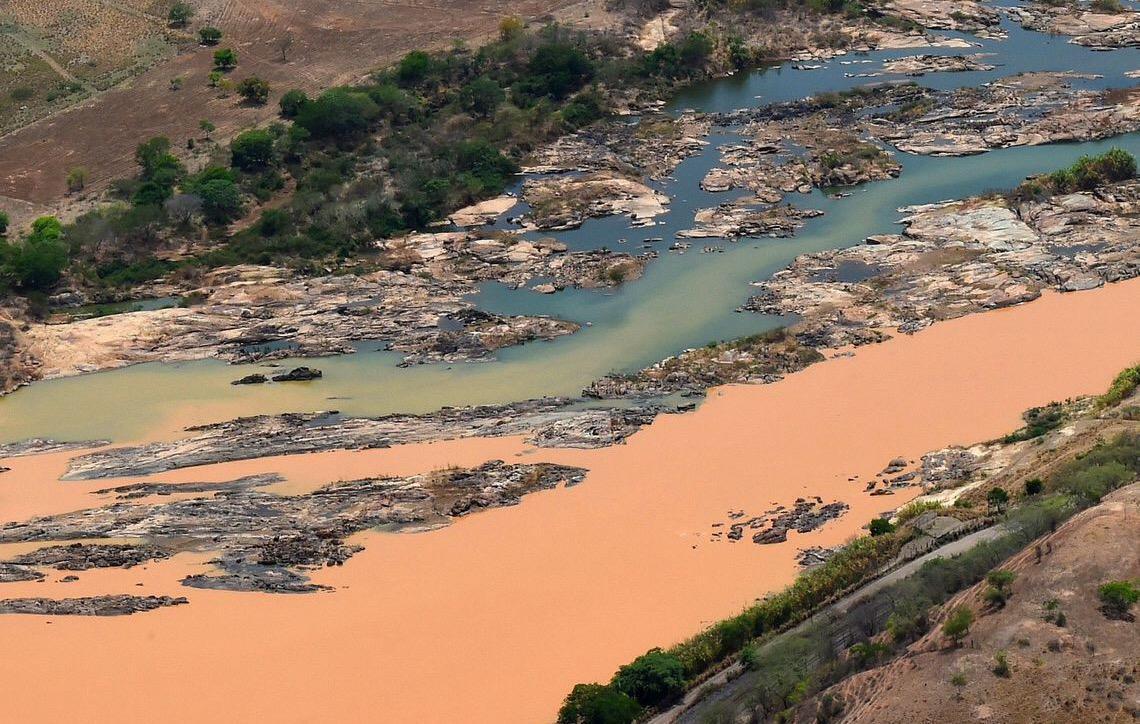 Fazenda receberá lama depositada em represa desde tragédia de Mariana