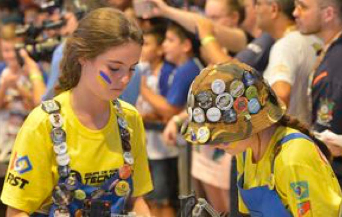 Estudantes brasileiros participam de festival de robótica no Rio de Janeiro