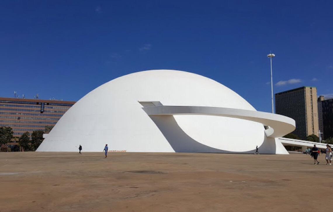 Diversão e arte em Brasília