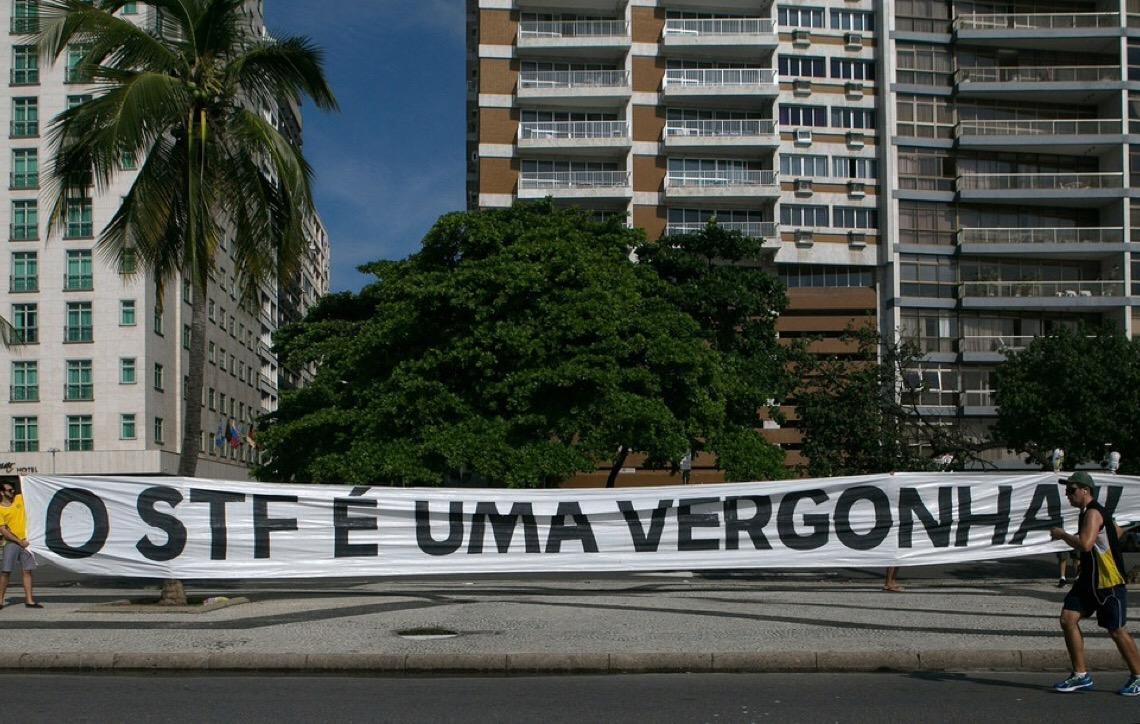 Cidades têm manifestações a favor da Operação Lava Jato