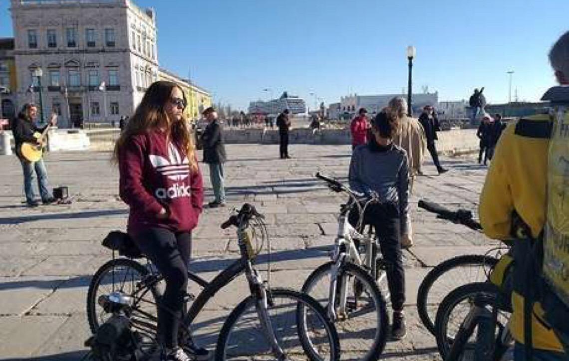 """Lisboa de bike. Portugal está na moda…e Lisboa """"está a ferver""""!"""