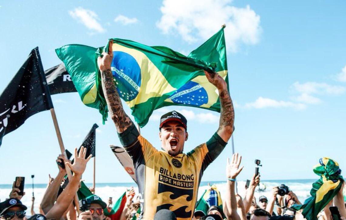 Novidades anunciadas pela Liga Mundial de Surfe para 2019